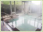 天然温泉・個浴槽を設置